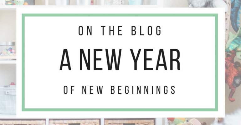 A New Year of New Beginnings
