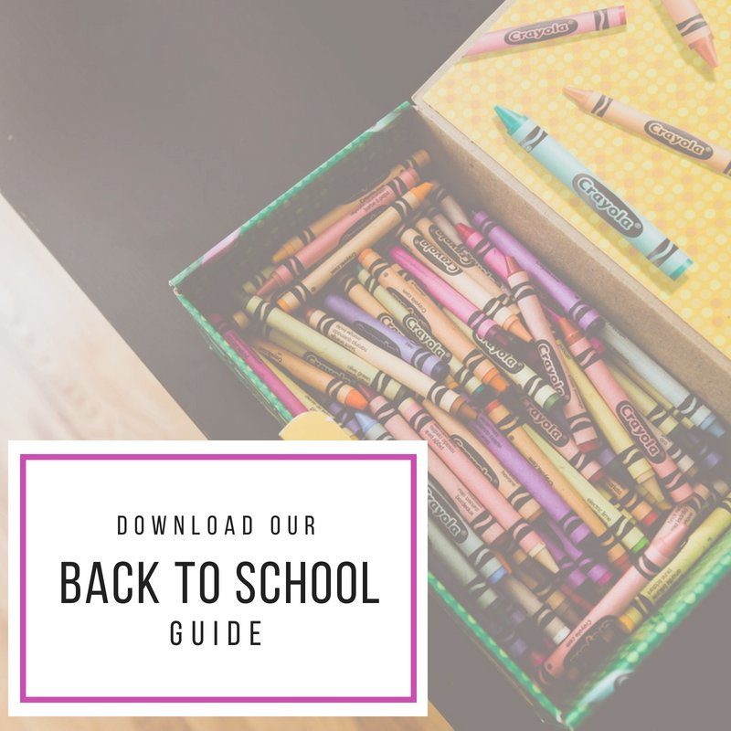 Rock Back to School with Your Littles